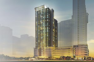 Avida Towers Asten Makati Perspective