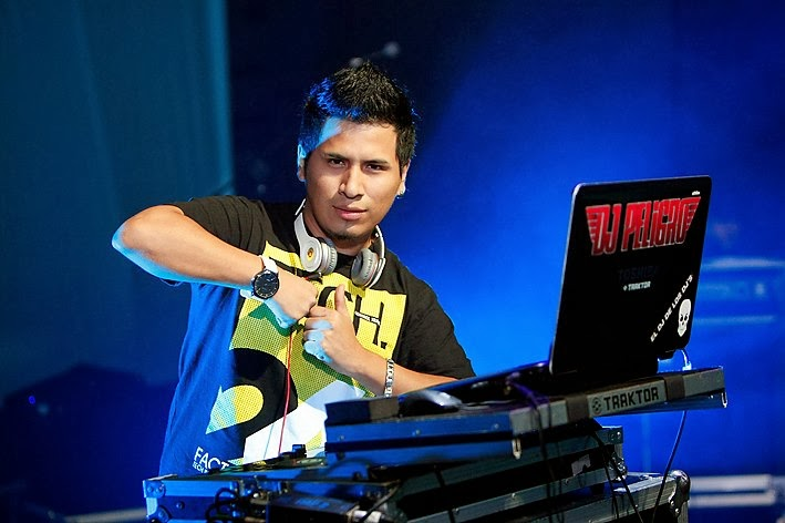 DJ PELIGRO - MIX AÑO 2014
