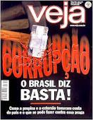 CAPA DA VEJA -17 DE ABRIL DE 2000 - GOVERNO FHC