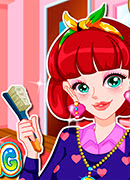 Чистим зимние сапоги - Онлайн игра для девочек