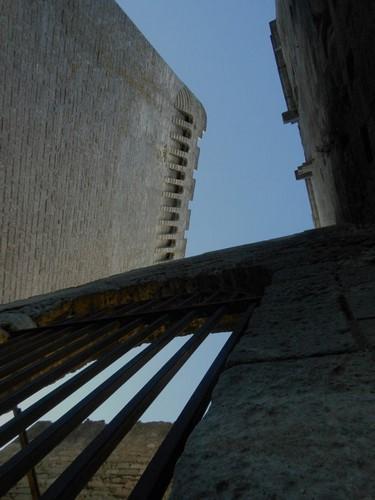 5 Vue extérieur - Abbaye de Montmajour