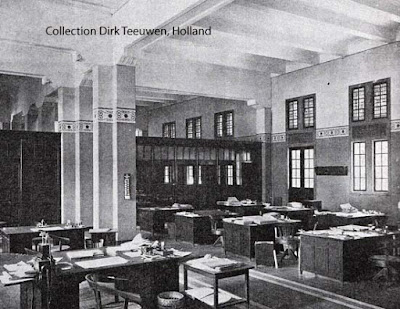 1.11 The Javasche Bank, bookkeeping office; Batavia-Jakarta 1919