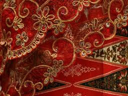 bordir corak batik