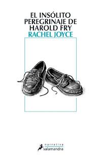 El insólito peregrinaje de Harold Fry Rachel Joyce
