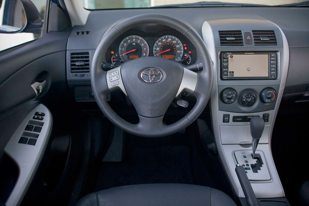 Toyota Corolla Interior Honda Bmw Ford And Other Car