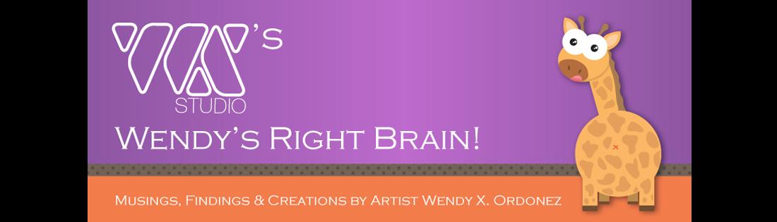 Wendy's Right Brain