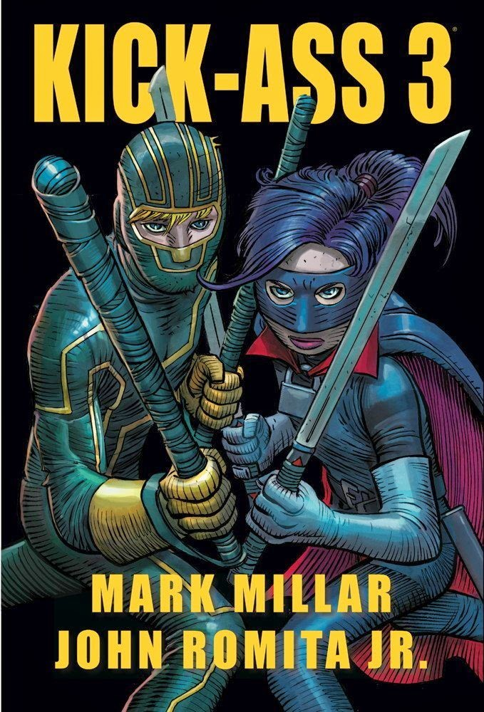 Kick-Ass 3 collection cover