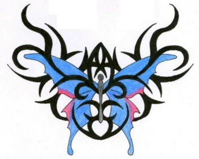 butterfly tattoos designs part12