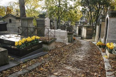 Père-Lachaise cemetery, Paris