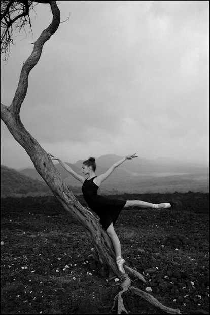 ballerina project Zarina - Kanaio, Maui