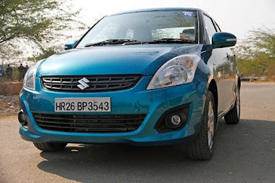 2013 Suzuki Swift Dzire Exterior