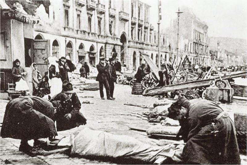 MENTRE A MESSINA SI COMMEMORA IL TERREMOTO DEL 1908, LA CALABRIA TREMA. A QUANDO LE NORME ANTISISMICHE?