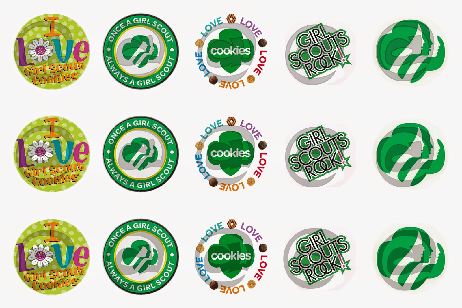 unique bottle cap designs girl scout bottle cap image