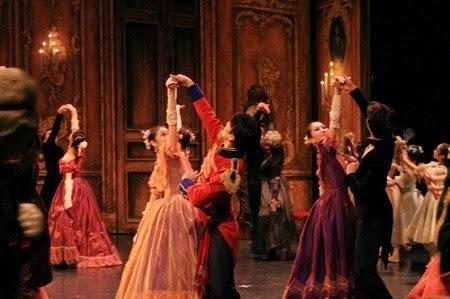 El Asami Maki Ballet Tokyo en Granada