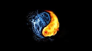 Agua & fuego Ying Yang