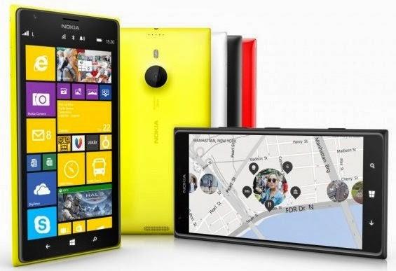 Nokia Lumia 1520 - 565x387