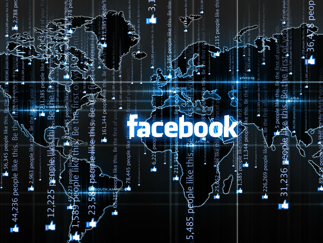 wallpapers facebook o fondos de pantalla del facebook