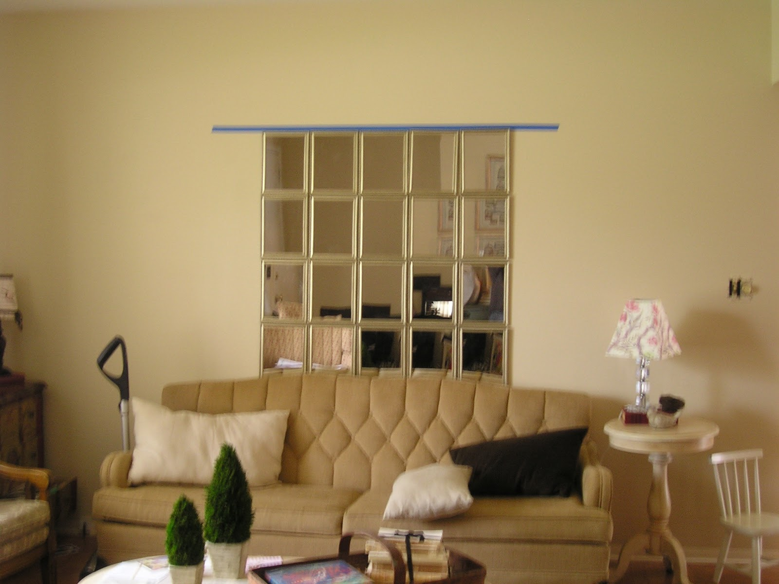 How Build A Dramatic Mirror From The Dollar Store Jennifer Rizzo