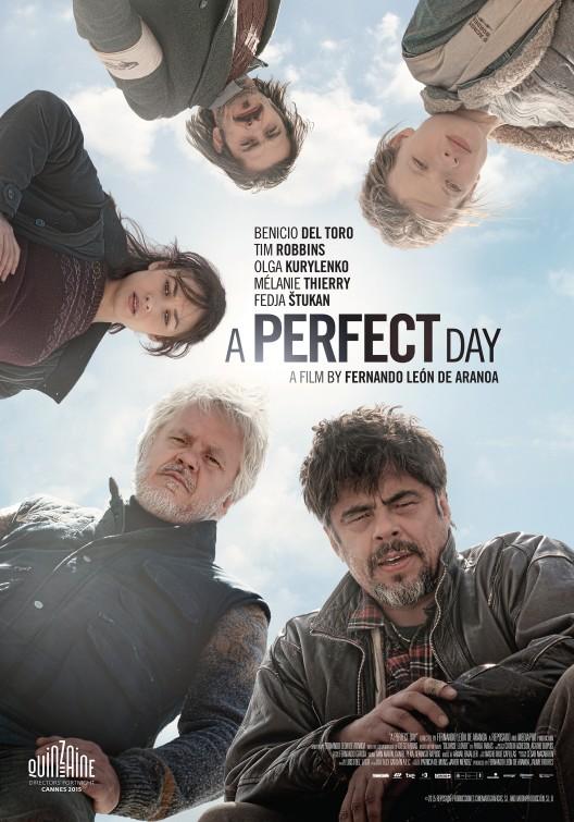 Um Dia Perfeito Torrent – BluRay 720p e 1080p Dual Áudio (2016)