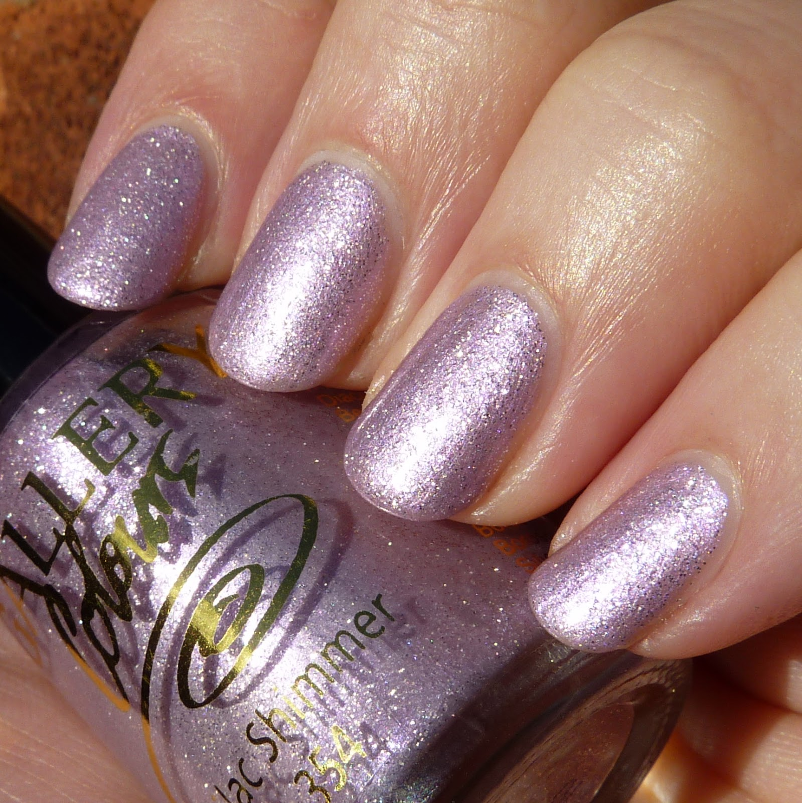 Lilac Nail Color: Polish, Plants & More....: Gallery Colours