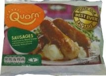 Quorn Frozen Hot Dogs