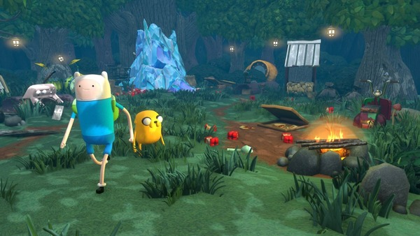 Adventure Time: Finn and Jake Investigations - (PS3) Torrent