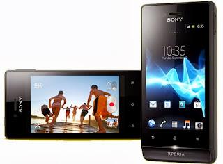 Spesifikasi dan Harga Sony Xperia Miro ST23i Terbaru 2013