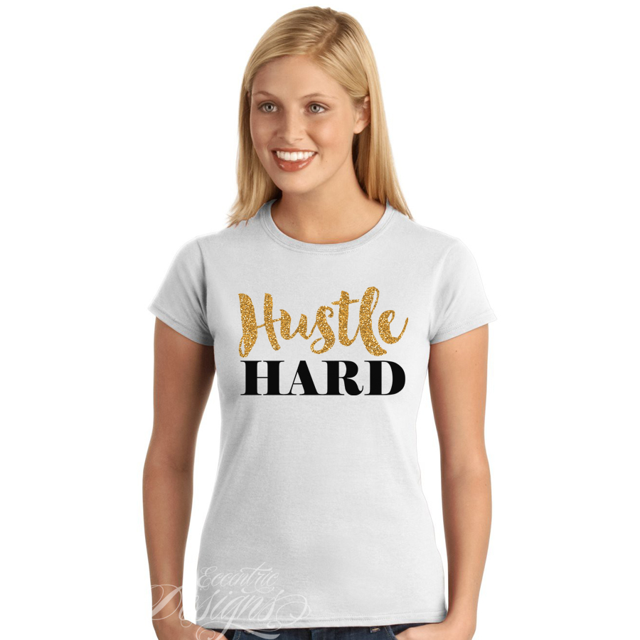 Eccentric designs by latisha horton new boss lady for Design your own t shirt transfer