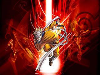 Naruto al ataque