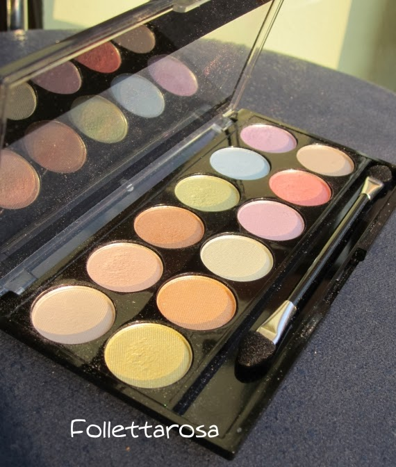 pretty pastels make up academy opinione
