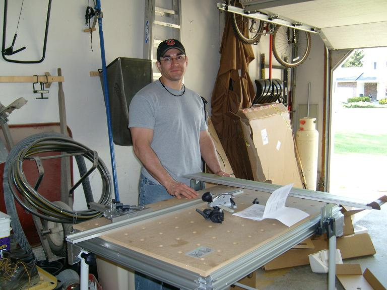 How I found Festool | Using Festool for woodworking