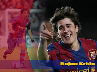 Bojan Krkic Wallpaper