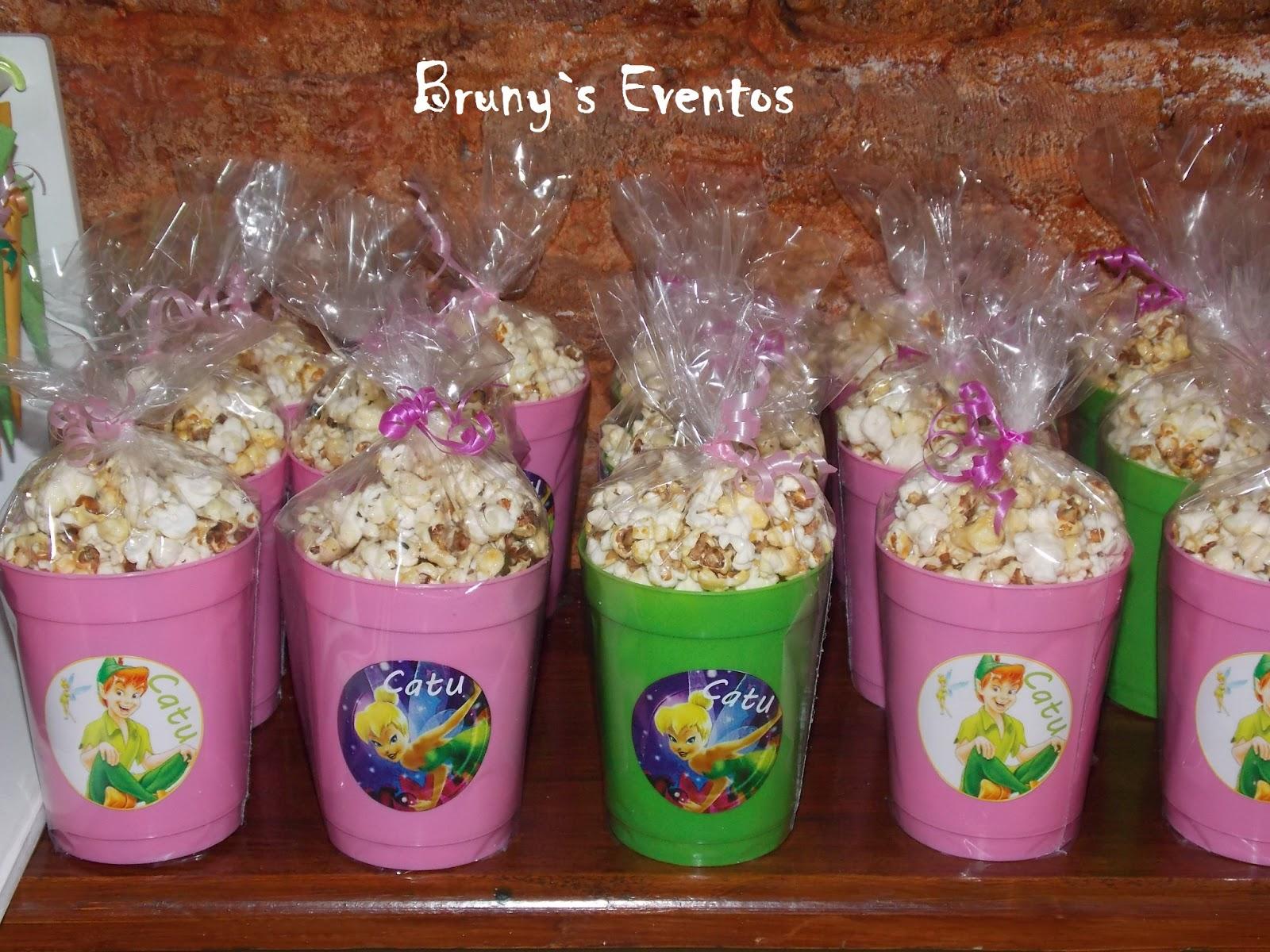 Brunys eventos cumplea os tematico campanita - Vasos para cumpleanos infantiles ...