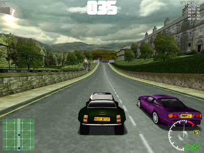 Test drive 5 PC Version Download For Free