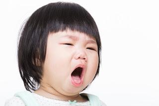 penyebab batuk kering pada anak