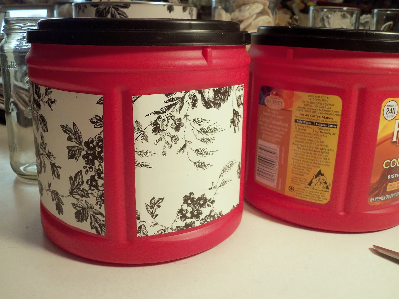 Make The Best of Things Clever and Pretty Craft Containers