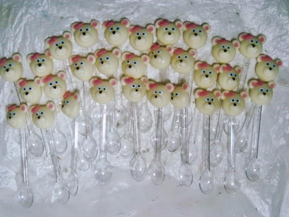 colher de biscuit ursinha