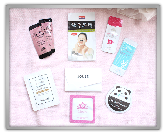 Jolse Order #21 Skinfood Etude House Haul Review beauty blog blogger honey sugar body scrub look at my eyes finger wrap popstick 2