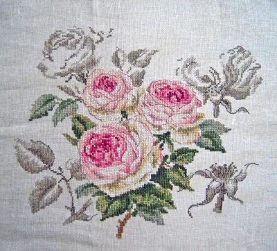 """Rose """"Pierre de Ronsard"""" - - V.Enginger"""
