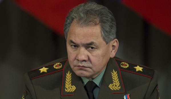 Şoygu: Ukrayna'da Arap Baharı tipinde bir senaryo uygulanmıştır