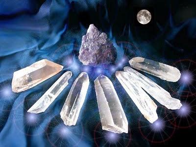 Cristales Estelares Lemurianos