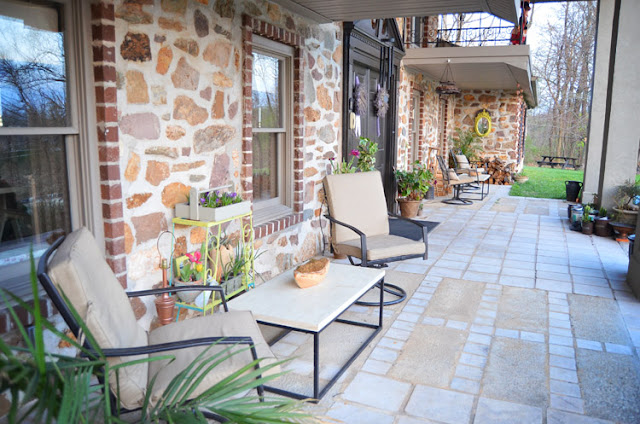 The Veranda at Stonecrest A Nest for All Seasons with Amy Renea