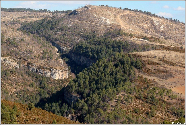 Cañón De Poyatos (Arroyo De La Dehesa, Poyatos)