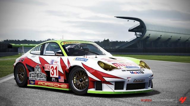 Paquete porsche 2005+%2331+Petersen+White+Lightning+911+GT3-RSR+(996)