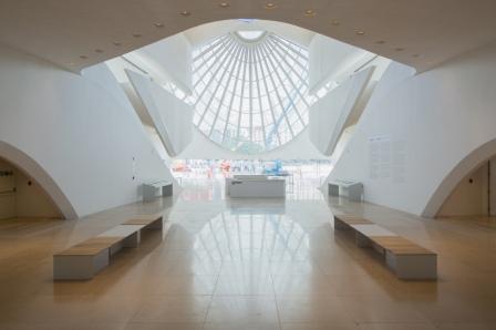 Actualit 233 S Architecture Calatrava Actualit 233 Le Mus 233 E De