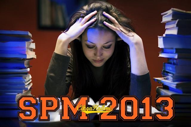 Soalan spot ramalan sejarah spm 2013