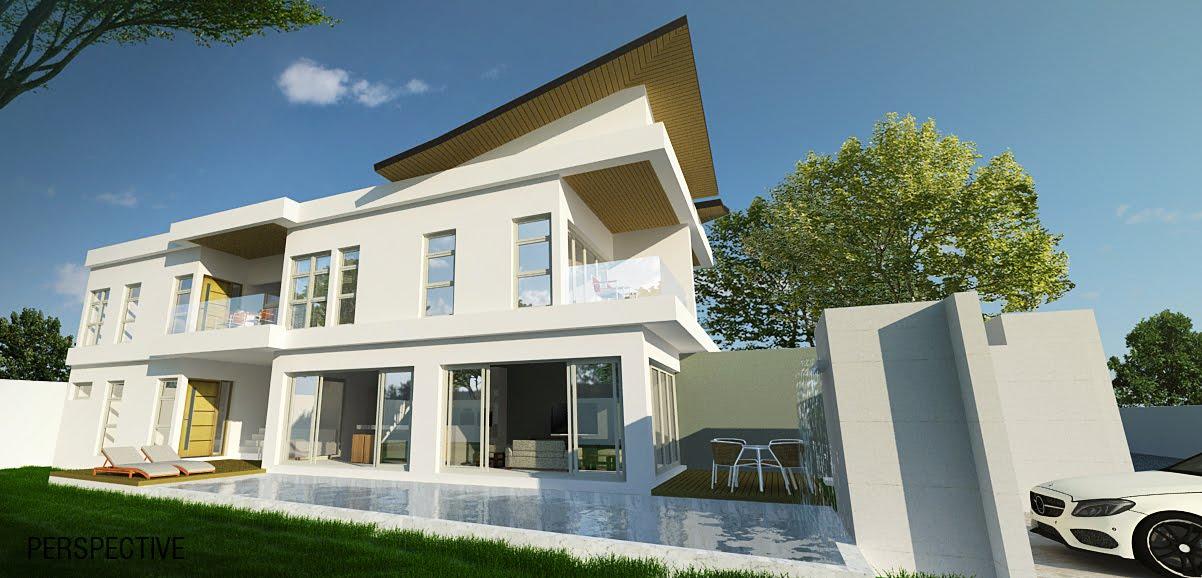 Twin villas Rawai