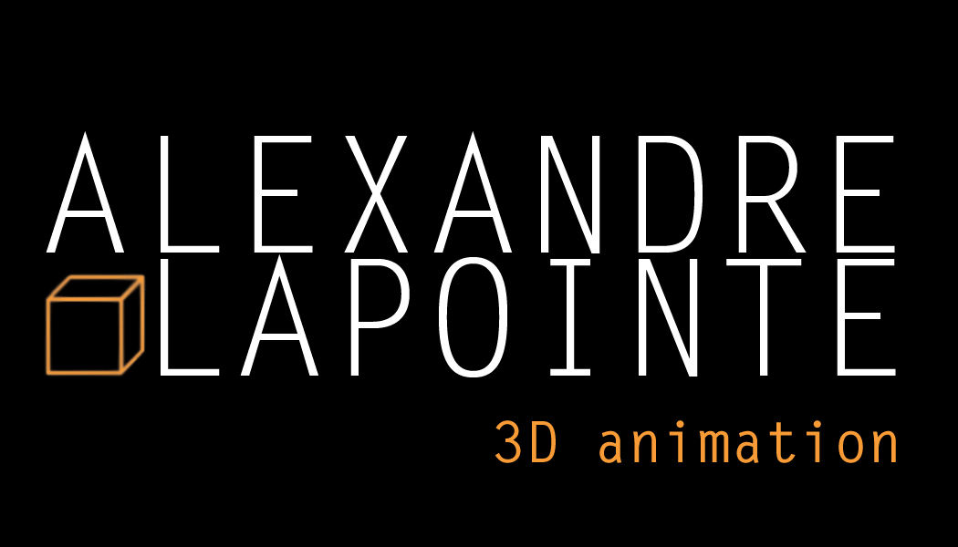 Alex Lapointe      Animation