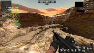 Cheat Point Blank Terbaru 29 Juli 2012