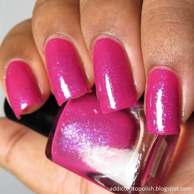 gracefull nail polish bille